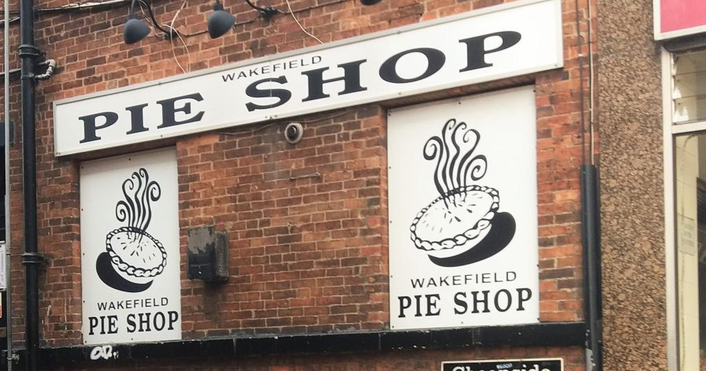Wakefield Pie shop