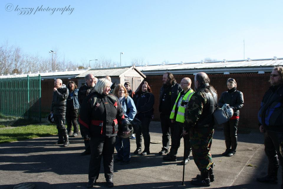 A tour of the rescue kennels