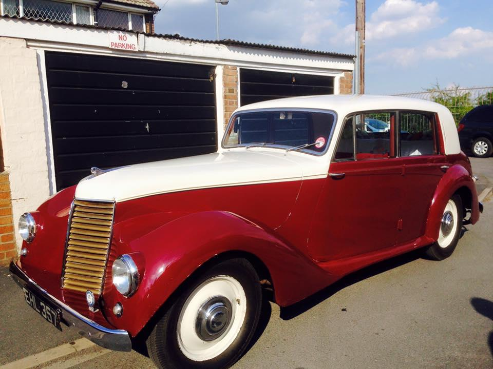 Armstrong Siddeley Whitley For Sale