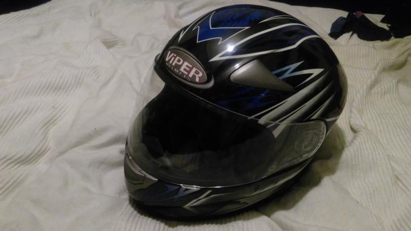 Shoei full face helmet