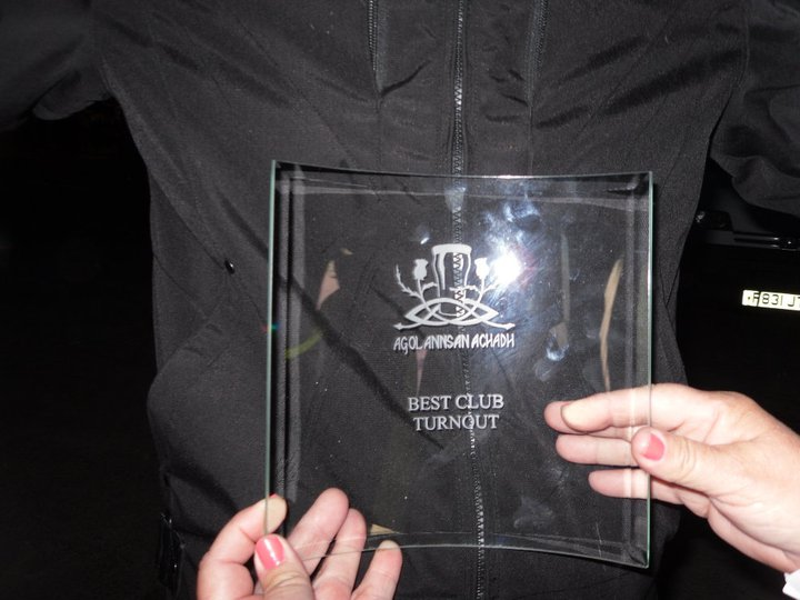 Biggest Club Attendance Award