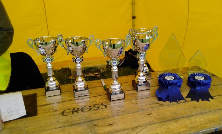 Lots of show awards this year