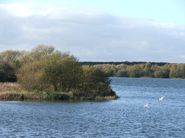 Wintersett park, wildlife reserve and fishing lakes