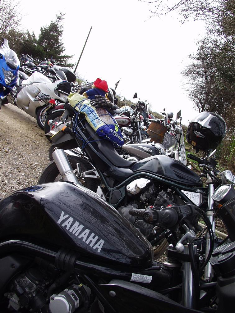 a great first rideout of the year
