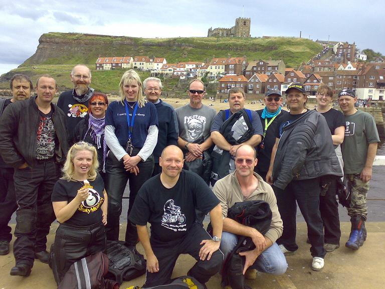 Wakefield MAG at Whitby