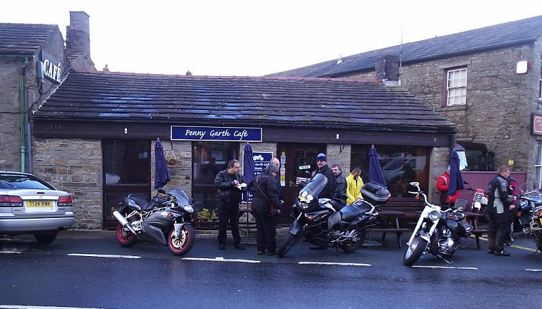 Penny Garth Bikers Cafe