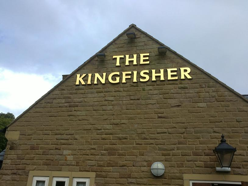 The Kingfisher at Greenfield