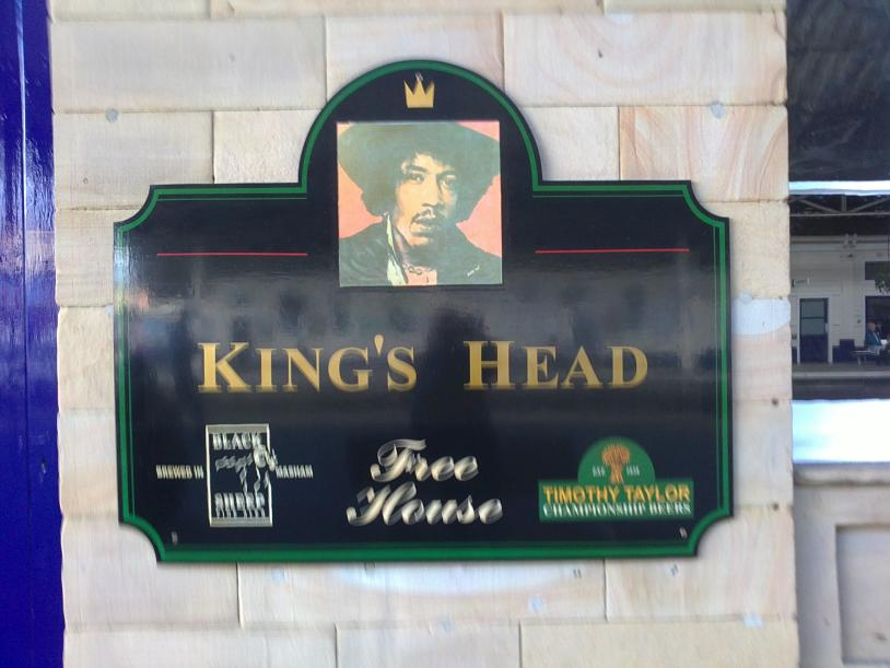 The Kings Head at Huddersfield