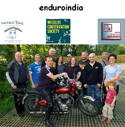 Leeds MAG member Michael Guy′ s Enduro India trip