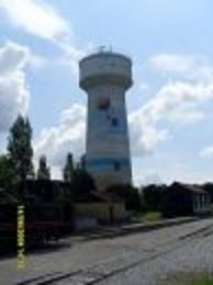 Le Crotoy Water Tower