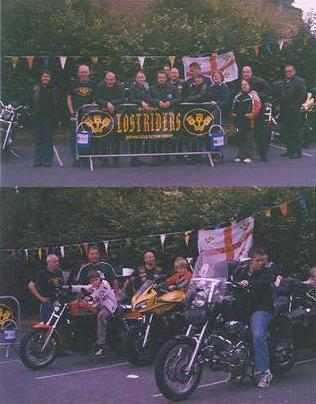 Wakefield MAG Bike Show at the Wakefield Hospice Garden Party