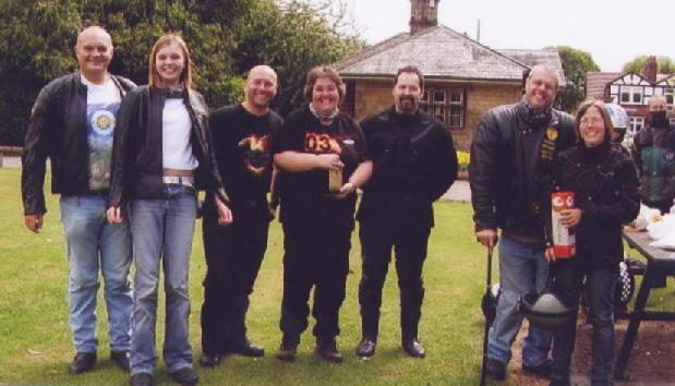 Wakefield MAG Treasure Hunt Winners 2006