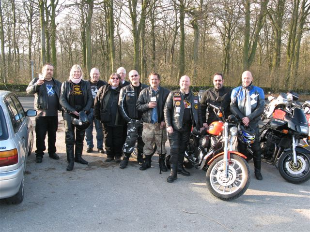 Wakefield MAG at the 2008 Fred Hill Memorial Run